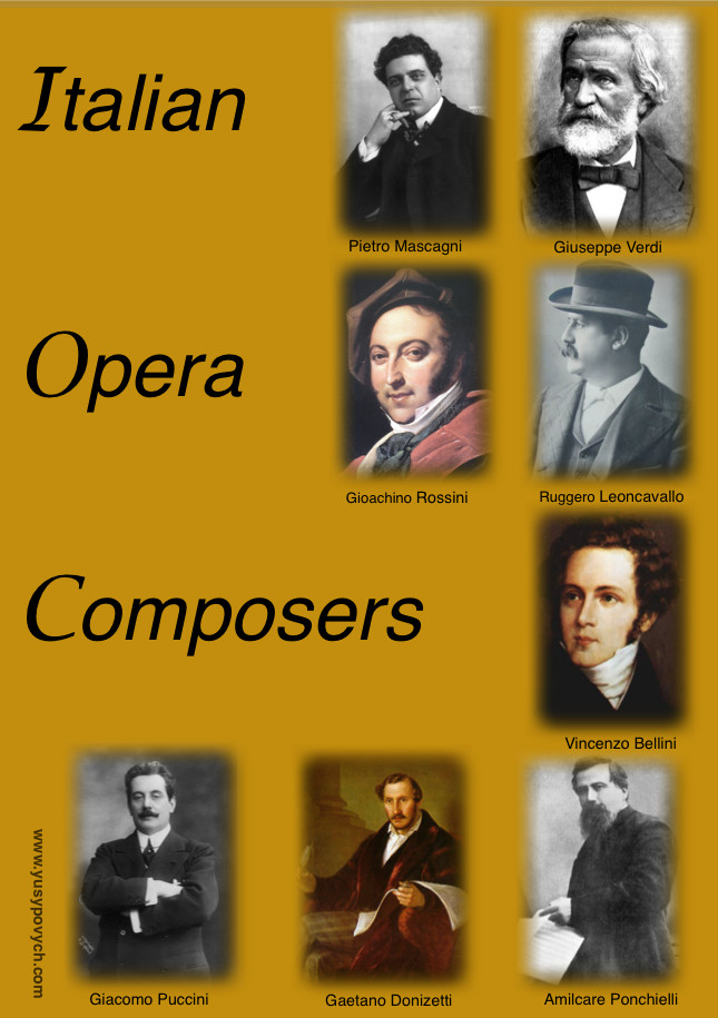 the life and times of italian operatic composer giuseppe verdi Opera continued to be a central part of musical life in the nineteenth century,  especially in  star singers were still paid more than composers, but the  composer was  verdi and wagner dominated italian and german opera,  respectively, while  in france since the time of lully, but newly infused with  romantic elements,.