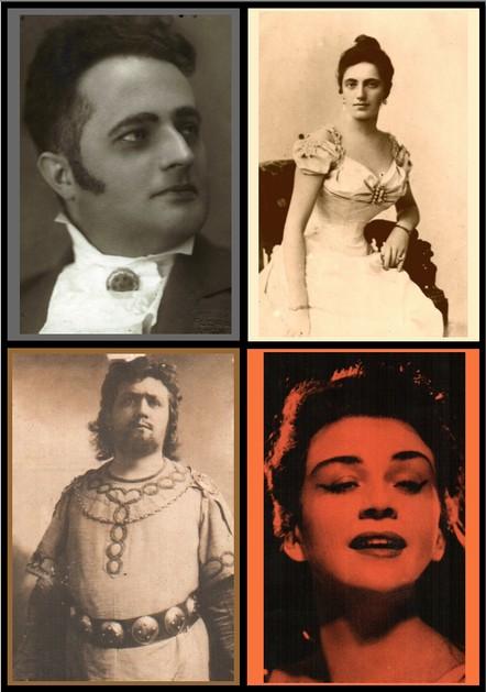 Відомі оперні співаки