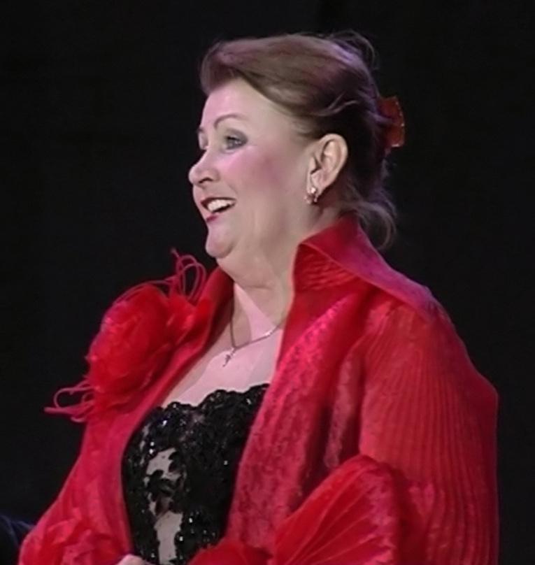 Famous opera singers maria stefyuk