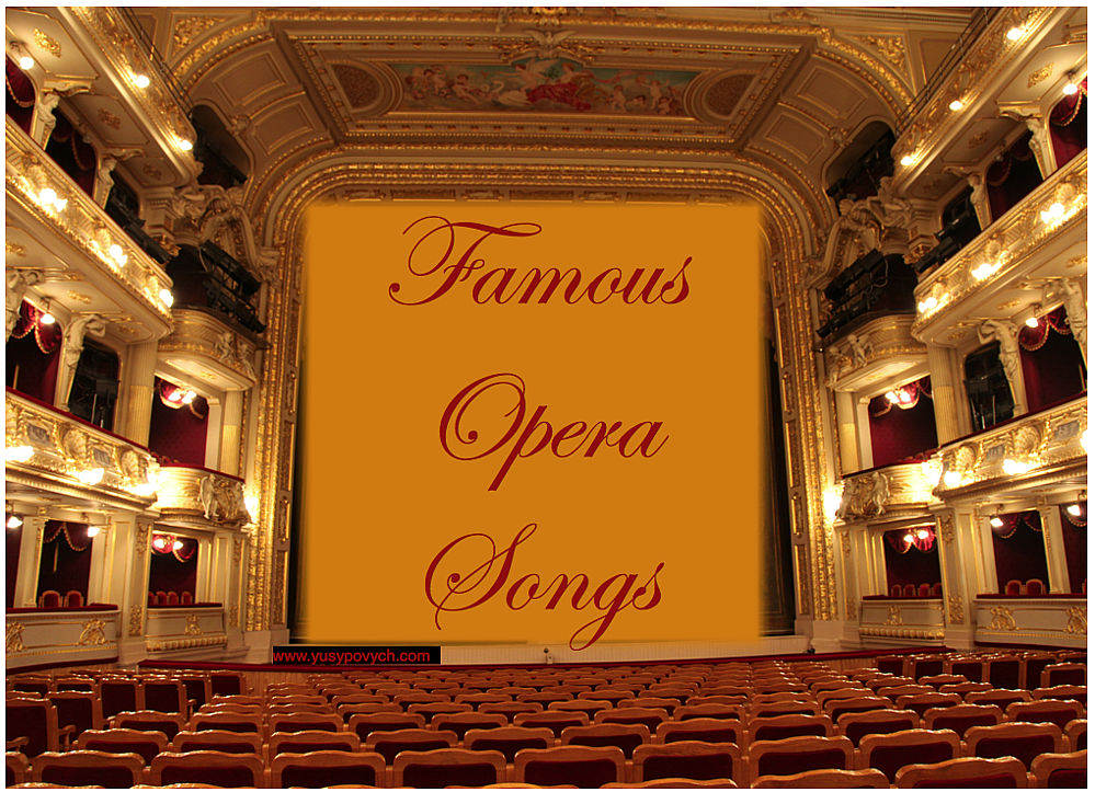 Best Opera Songs