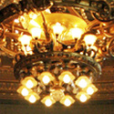 The Famous Chandelier