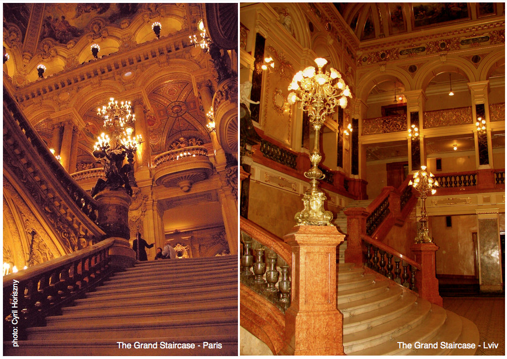 The Staircase – Opera Paris and Opera Lviv