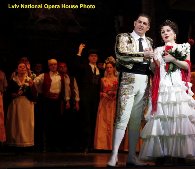 Carmen – the Opera by Georges Bizet