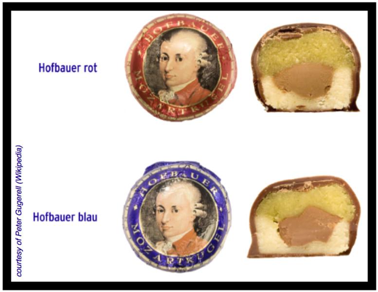 Lindt Mozartkugeln
