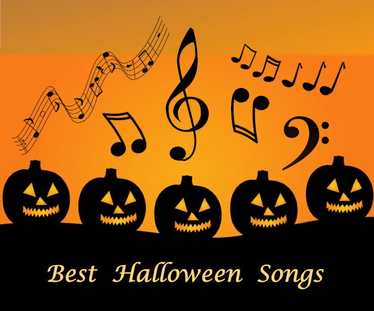 what are the best halloween songs