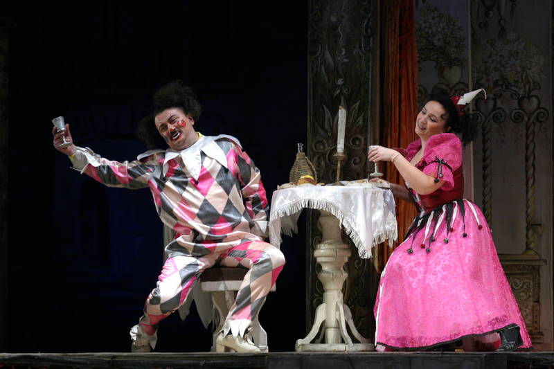Clowns in Pagliacci by Leoncavallo  sc 1 st  Yusypovych & Opera Pagliacci (The Clowns) by Leoncavallo