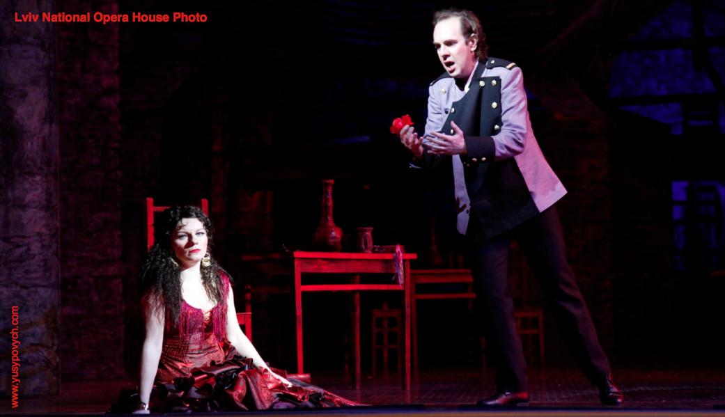 Carmen opera songs