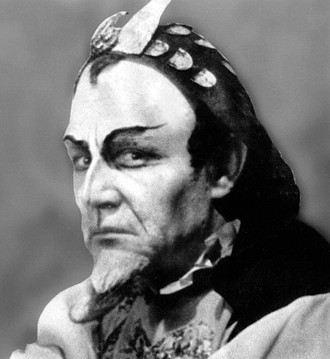 Ostap Darchuk in the Opera Faust