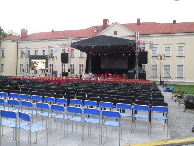 Open Air Music Concerts – Ready to Go!