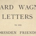 Wagner's Letters