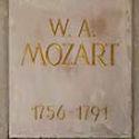 Mozart's 'Grave'